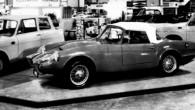 מה חיפשה אוטוקרס בתערוכות הרכב באירופה בשנות השישים
