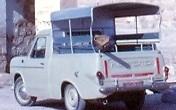 באיזו יחידת כוח צוידה סדרת טנדרי סוסיתא שיוצרה ב- 1964? התשובה מפתיעה.