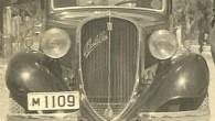 תריסר תמונות רכב שצולמו כאן בשנים 1935-1970