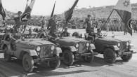 """קליטתו של ה- CJ-5 הראשון בצה""""ל, בקיץ 1955, סימנה שינוי במגמת ההצטיידות לטובת הרכבה מקומית"""