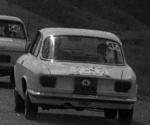 Israel 1965 Rally Giulia Sprint GT