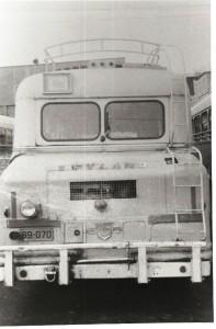 ליון מס' 2, האוטובוס הצפוני (ארכיון אגד)