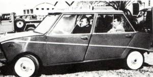 עממית וחברים. חמישה נוסעים והרבה ויליסים, נשר 1961.