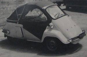 Isetta Velam 1957 Israel