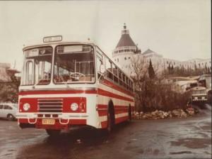 אחרון אחרון חביב (כמעט). 90-122 הוקצה בשנת 1975. מספרי חמש-ספרות לרכב ששינה יעודו הוקצו גם בשנות ה-80