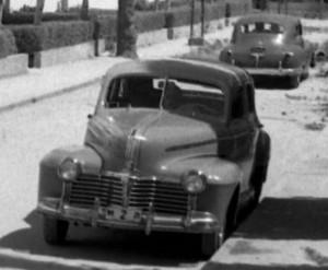תל-אביב 2 על פונטיאק טורפדו 1941