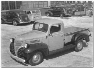 פלימות' טראק 1941, PT-125 טנדר