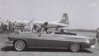 איך הגיעה לישראל הקרייסלר 1955 הפתוחה של הנשיא בן-צבי